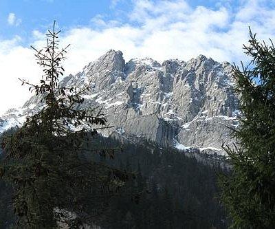 Tampak gunung