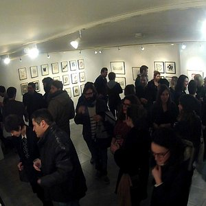 """Exposition """"Variations Graphiques"""" à la galerie des AAB"""