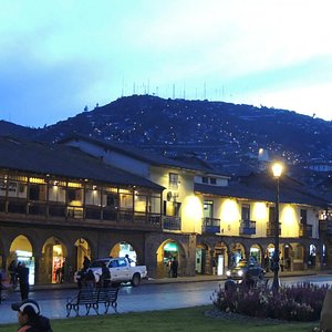 Tercentenary Square, Cusco