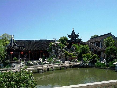 Tan Garden Lake 1