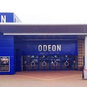 Odeon Cinema, Telford.