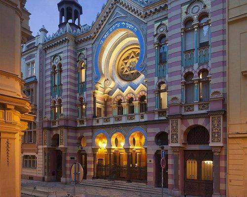 Jerusalem synagogue, Prague