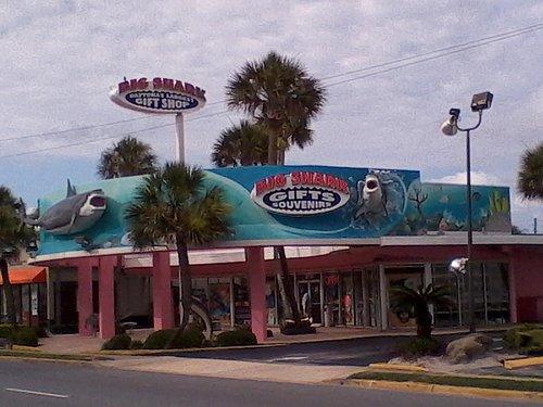 Big Shark Gift Shop