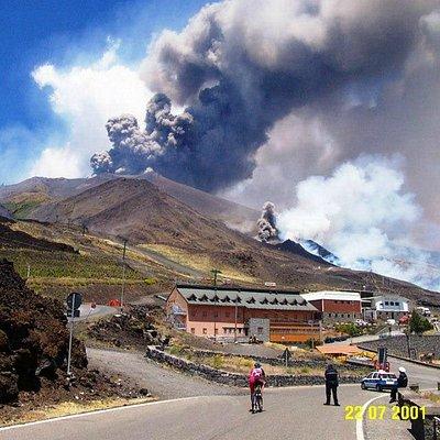 Eruption 2001