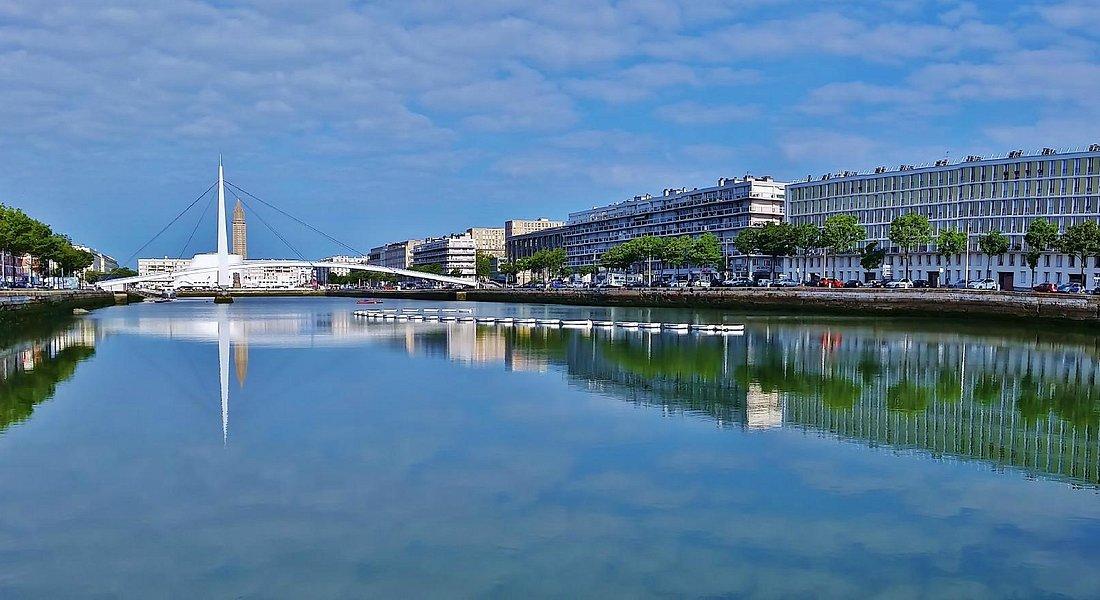 Le Havre, Bassin du Commerce