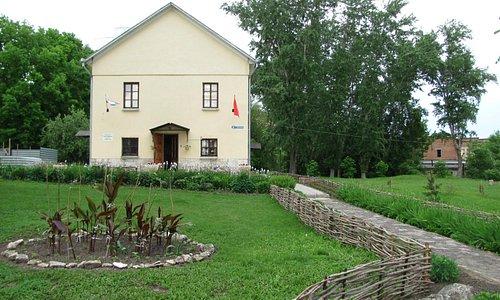 Культурный центр (не усадебный дом)