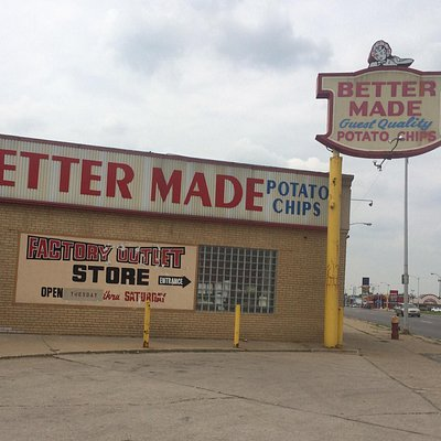 Better Made Snack Foods