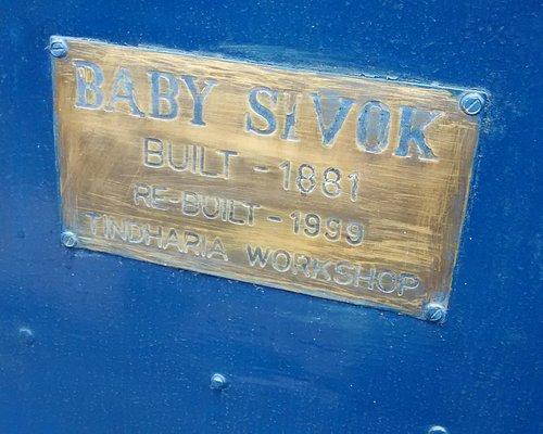 Baby Sivok- Locomotive of 1881