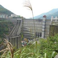 Dongjiang dam is ranking No.2 among the dams with the same dam type worldwide.