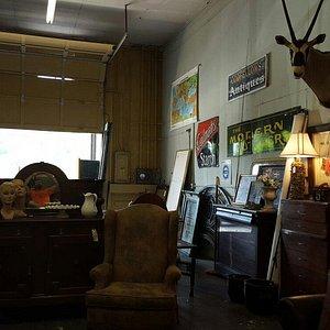 Oddfellows Antique Warehouse