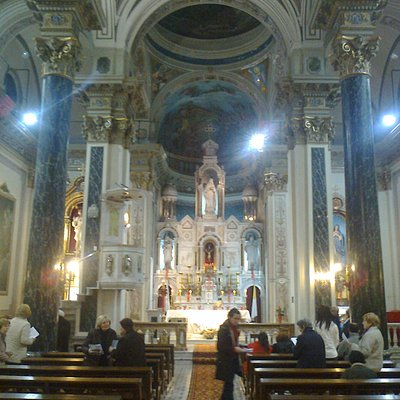 iglesia Sta Rosa de Lima