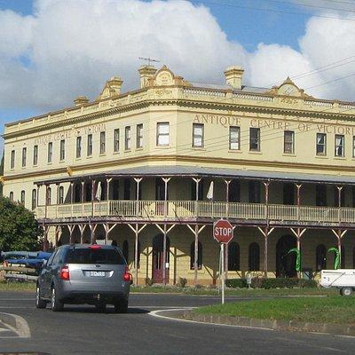 Lancefield Antique centre