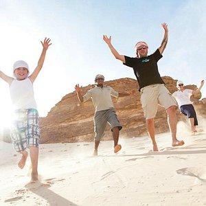 Family Adventure Tours with Embah Safari Tours & Travel