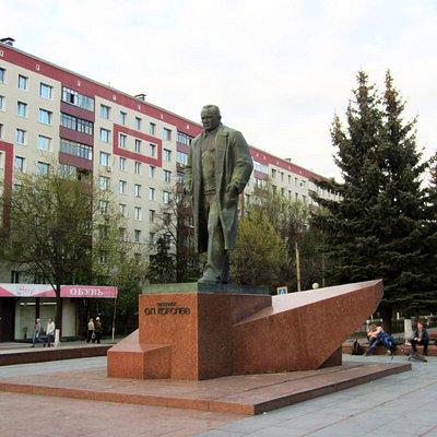 Памятник С.П. Королёву