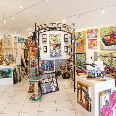 A gallery view