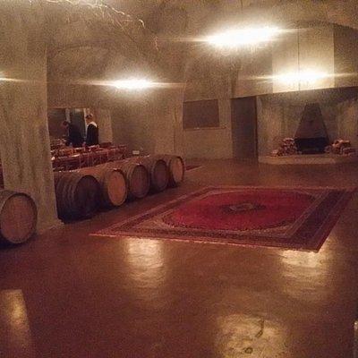 Wedding Venue / Barrel Cellar