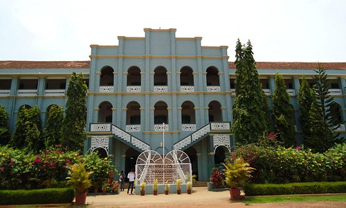 St. Aloysius college.