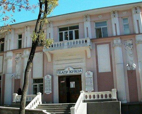 Приморский краевой театр кукол
