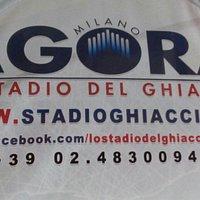 Stadio del Ghiaccio Agorà