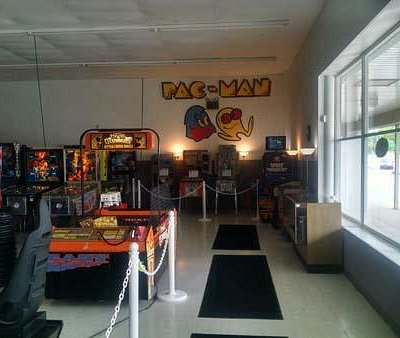 """Another view of things in the """"Gaming Hall of Fame"""""""