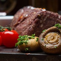 NEW STONEAGED restaurant at The White Swan