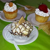 S'mores Cup Cake by Dessert Fantasies was awesome