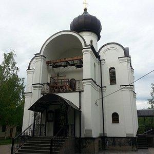 Церковь в Жабино