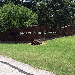 North Shore Park Lake Bastrop