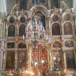 Храм Покрова Пресвятой Богородицы в Перхушково