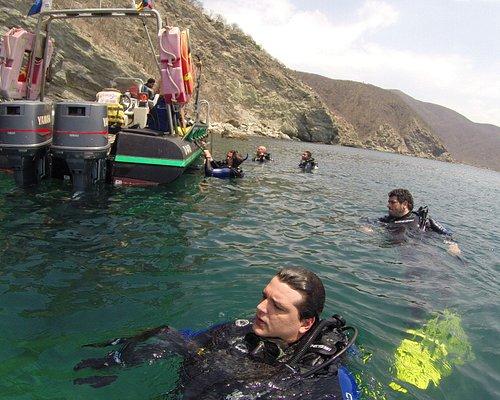 Terminando Inmersion