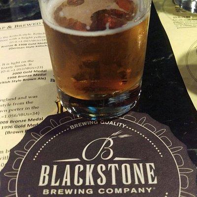 Blackstone Brewpub & Brewery