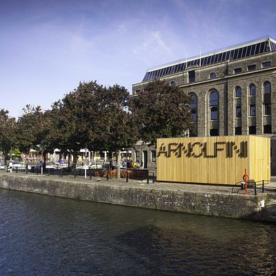 Arnolfini, photo Jamie Woodley