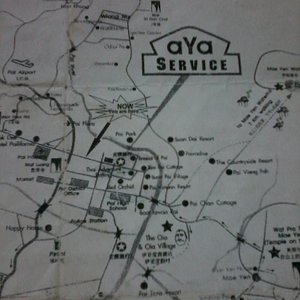 Mapa informativa