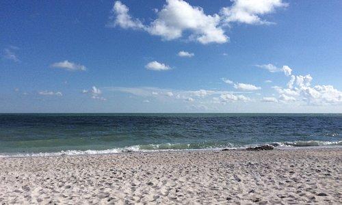 Inviting gulf waters