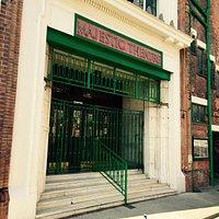 The Majestic Theatre Main Entrance