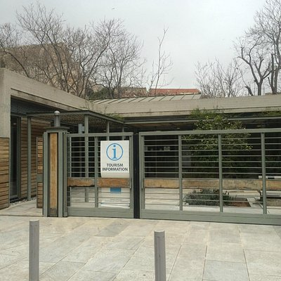 Tourist info centre