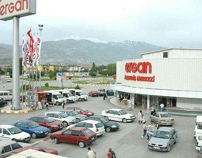 Ergan Alışveriş Merkezi