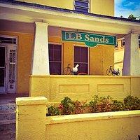 Lofton B. Sands African-Bahamian Museum