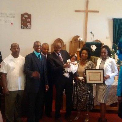 Slave Descendants and Congregation members