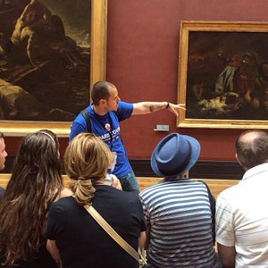 Visita guidata al Louvre