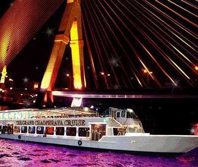 The Grand Chaophraya Cruise