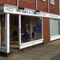 Hemsby Fish & Chip Shop