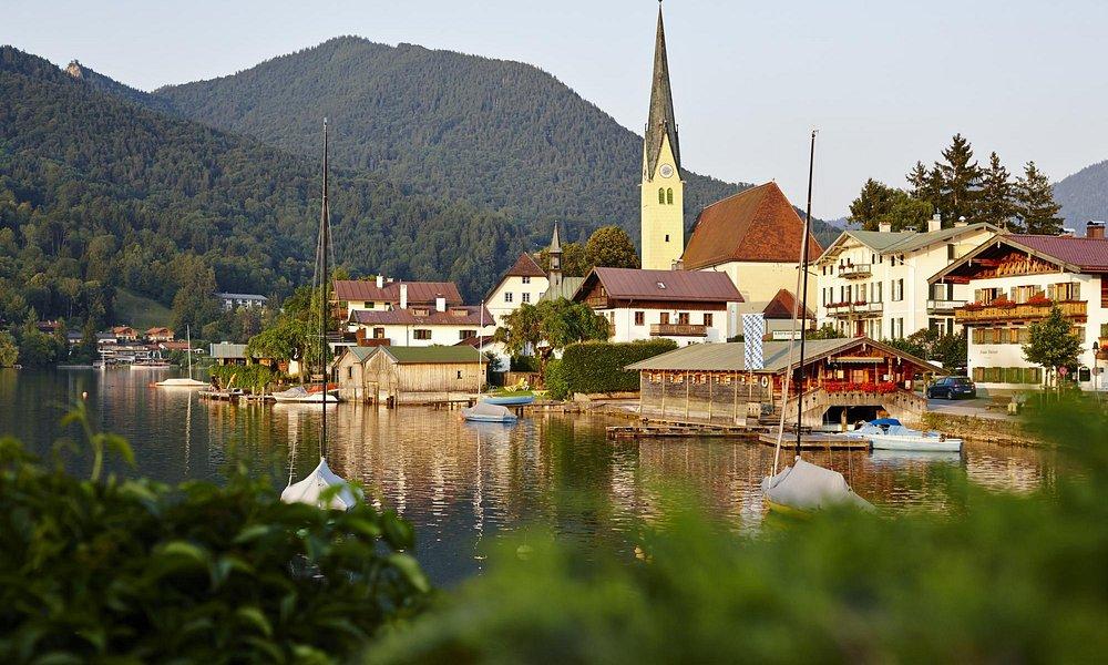 Egerner Bucht am Tegernsee