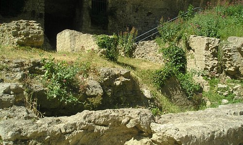 Ruins of the Roman Amphitheater