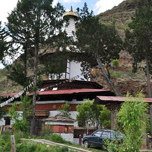 The fabulous Lhakhang