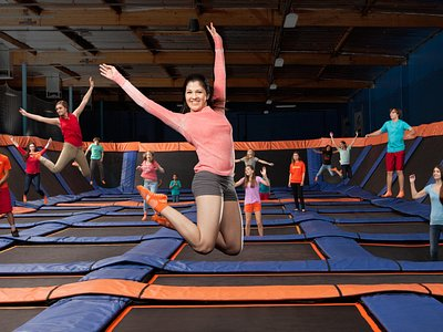 Awesome healthy fun for all ages!