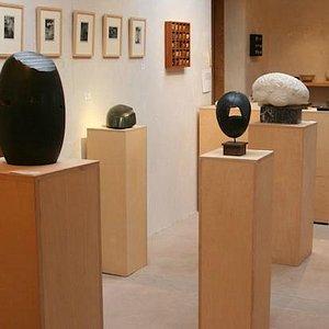 Rift Gallery interior