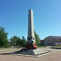 Гостилицкий мемориал