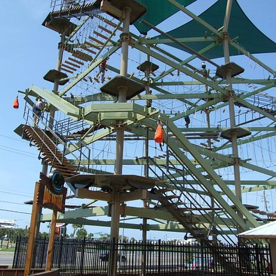 60 Foot Ropes Course