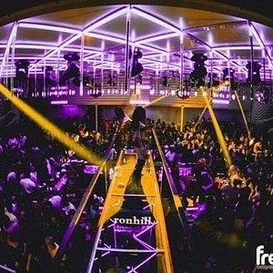 Freestyler Belgrade Night Club